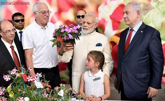 PM Narendra Modi in Israel LIVE updates: PM to meet Israeli President Reuven Rivlin on second day of visit