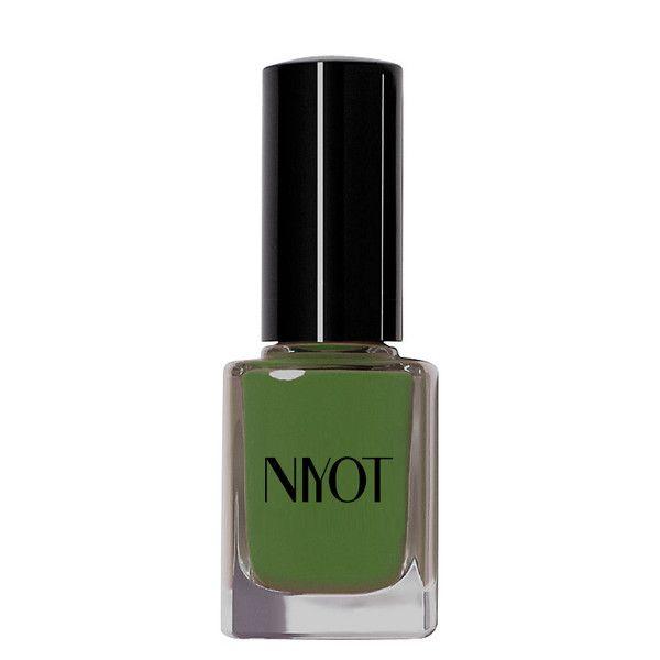 Forrest Nail Polish - Niyot Beauty #bbloggers #mua #nails #nailpolish #nailvarnish #varnish #polish #green #lime #niyot #niyotbeauty #nailart