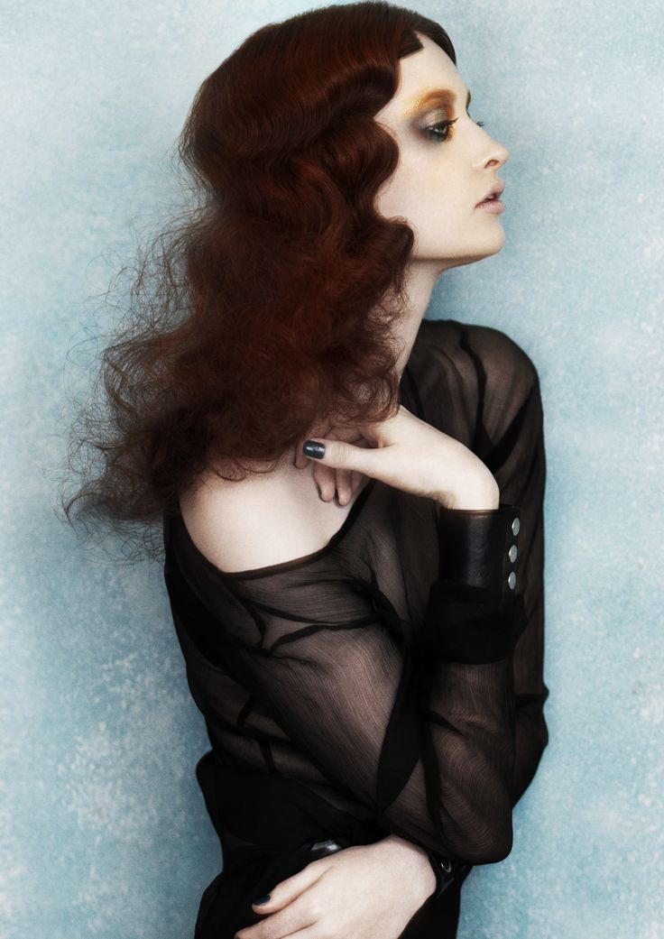 NUAGE COLLECTION - Hair by Caterina Di Biase, Photographer: Andrew O'Toole