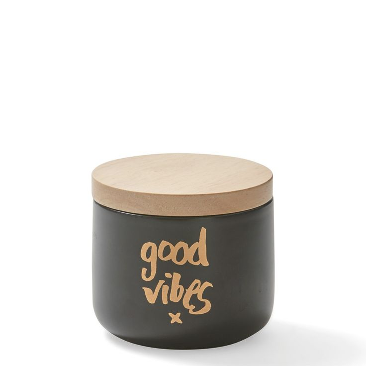 Me & My Trend - 'Good Vibes' Canister