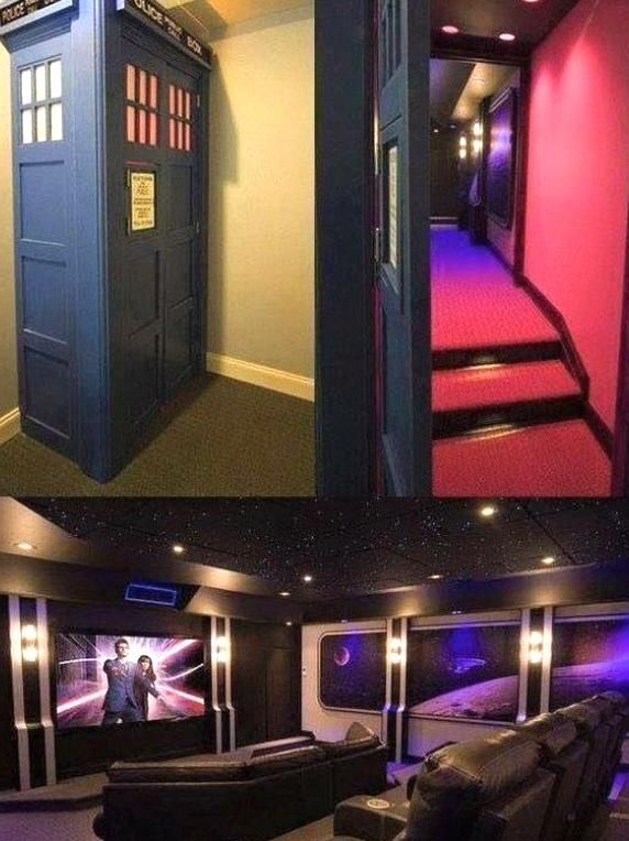 Ideas For Home Theater In The Basement Basement Home Theater Ideas Tags Small Ladle Ideas For Home Cine In 2020 Home Theater Rooms Home Cinemas Home Theater