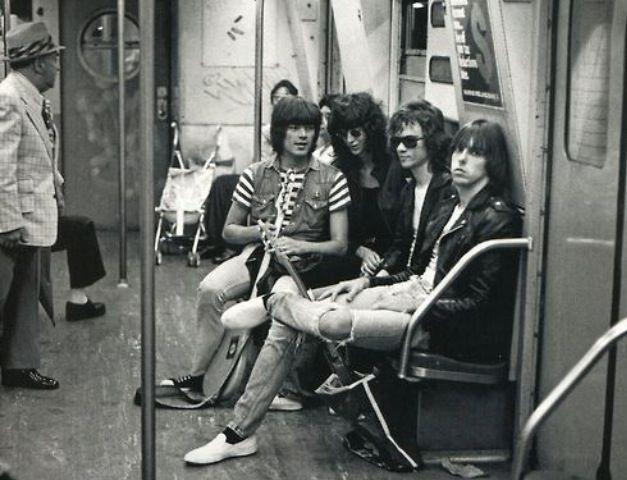 Ramones- Bob Gruen