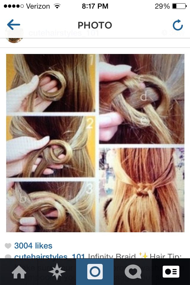 hairstyle tutorial!