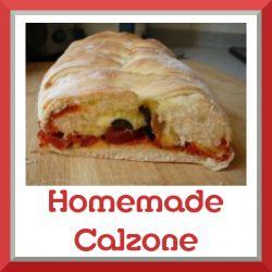 Homemade+Calzone