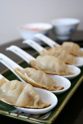 Meal Planning 101: Gyoza (Japanese Potstickers)