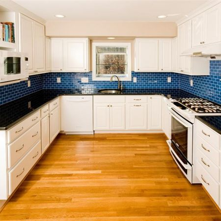 31 Best Images About Kitchen Decor On Pinterest Blue Tiles Cabinets And Colorful Kitchens