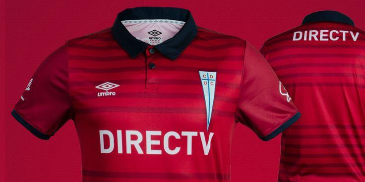 Tercera Camiseta (Copa Chile - Sudamericana)