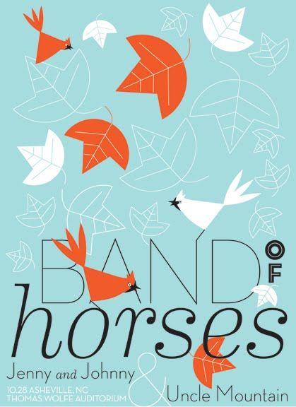 Band of Horses...