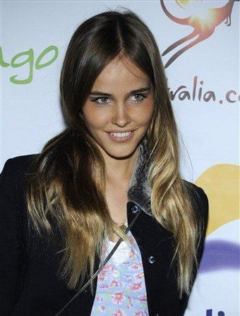 Isabel Lucas is so darn cute