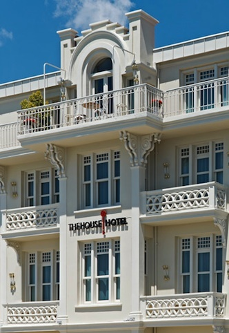 The House Hotel Bosphorus, luxury boutique hotel with luxury suites and view on the Bosphorus in Ortaköy, Istanbul