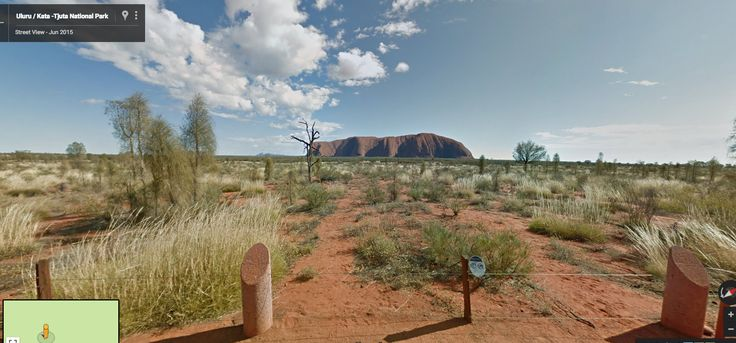 Experience the songlines of Uluṟu with Google Maps Street View and Story Spheres