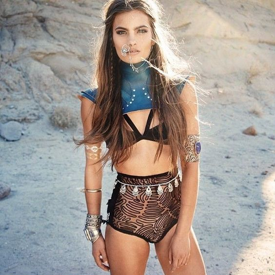 Image result for burning man outfits women