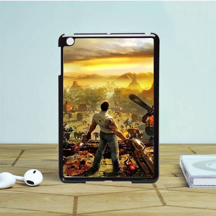 Serious Sam Cover iPad Mini 2 Case Dewantary