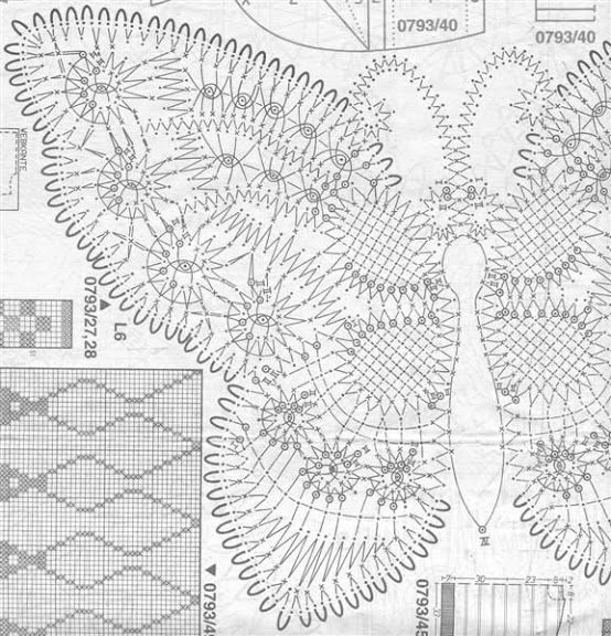 676 Best Images About Desenler Ve Kalıplar On Pinterest
