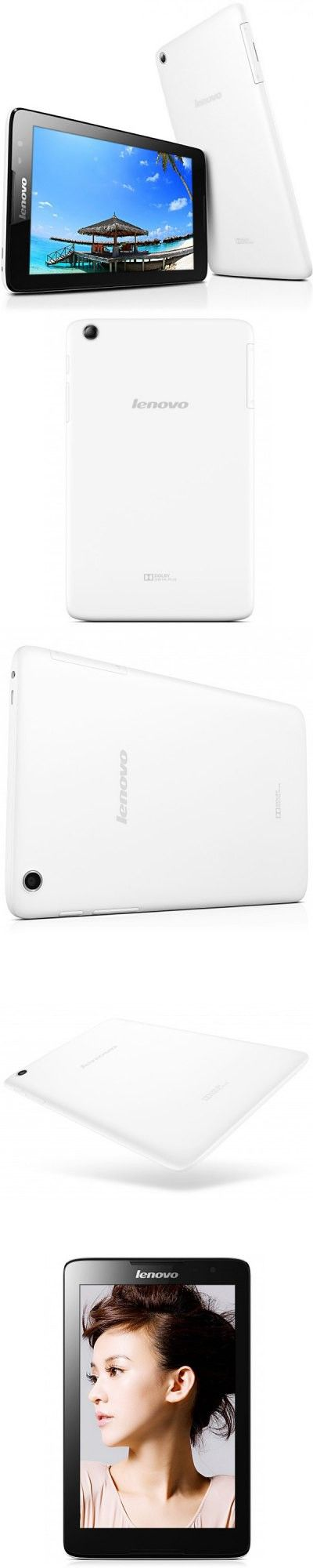 Android Tablet | Lenovo A5500 Android 4.2 3G Phone Tablet PC with 8.0 inch WXGA IPS Screen MTK8382M Quad Core 1.3GHz Dual Cameras WiFi GPS Bluetooth 16GB ROM $194.84