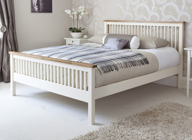 Carpetright New England Bed Frame Universal Bedroom