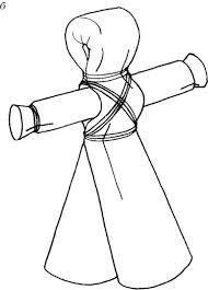 Картинки по запросу серьги из обрядовых кукол
