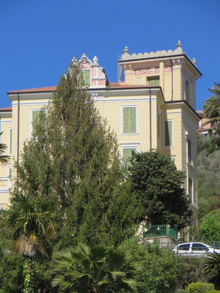 Bordighera (IM)  Villa Alexandra