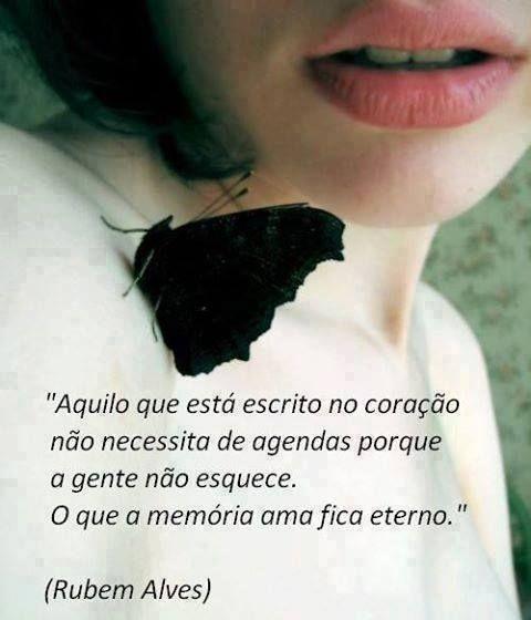 Frases e citações | Rubem Alves