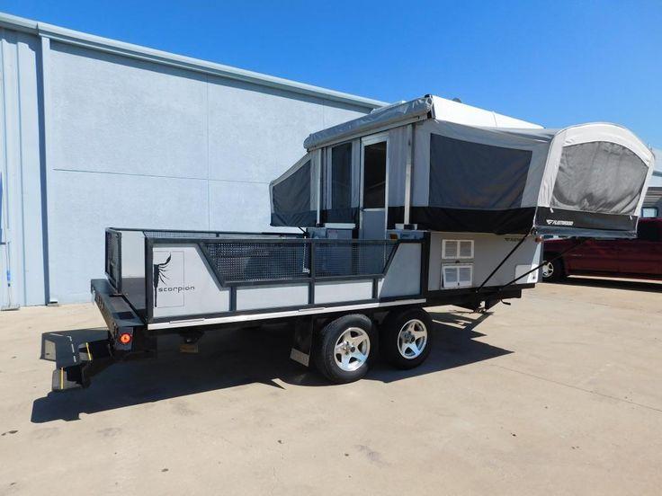 2006 Fleetwood Scorpion S2 Rockwall Tx Rvtrader Com Camping Trailer For Sale Best Truck Camper Remodeled Campers