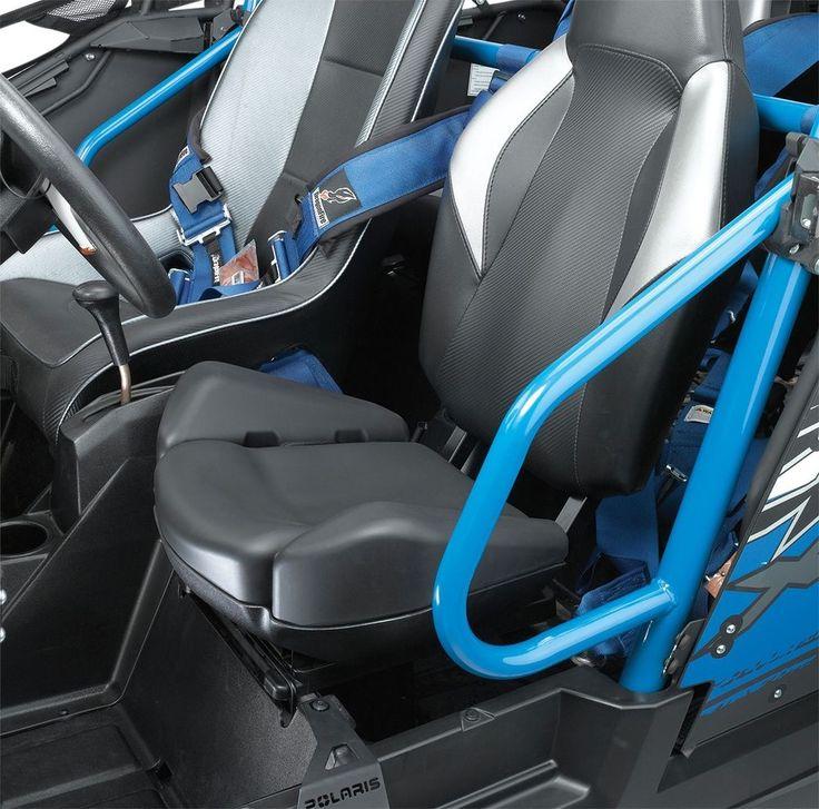 Moose Utility Air Seat Base Cushion Seat for Polaris RZR 570 800 900 09-14 #MooseUtilityDivision