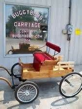 horse drawn buggy,cart,wagon,pony New Mini Runabout with sideboards