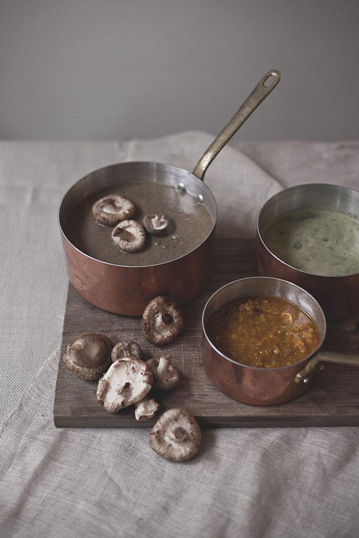 winter soups // by Wij Zijn Kees // www.ilovesla.com