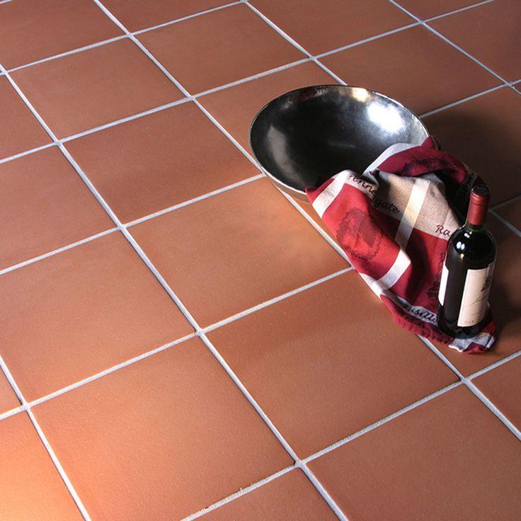 Quarry Tile Kitchen Floor: Kitchen Quarry Tile, Terracotta Tile And Terracotta Floor