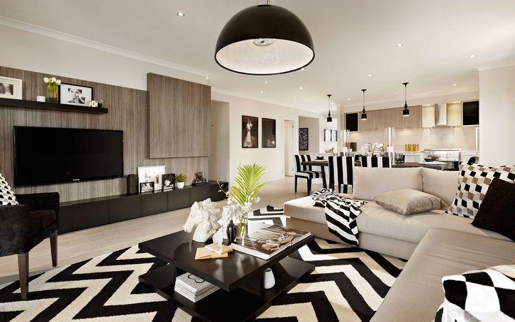 Carlisle Homes - Marlow 25 Living, Dining and Kitchen