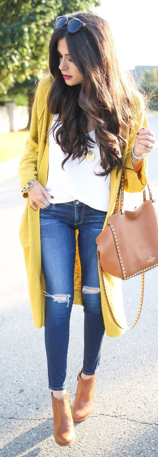 Autumn Brights Outfit Inspo by The Sweetest Thing #autumn