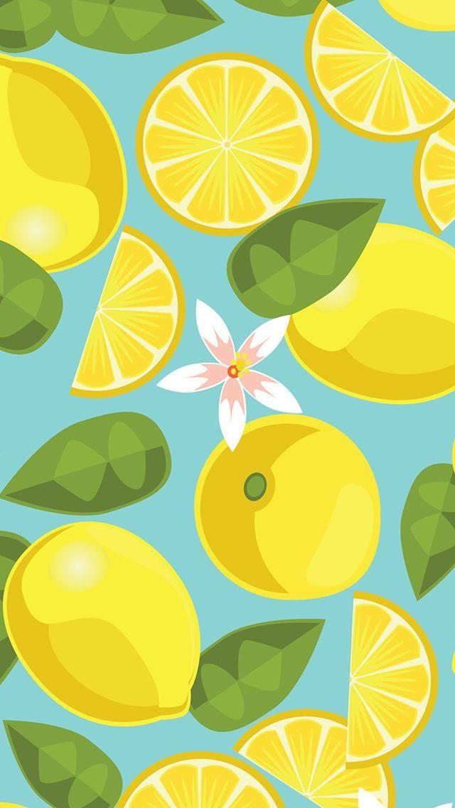 Lemons ~ wallpaper/lock screen/background