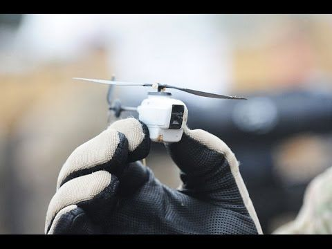 World smallest Drone Spy cam may soon be used by the U.S. Army