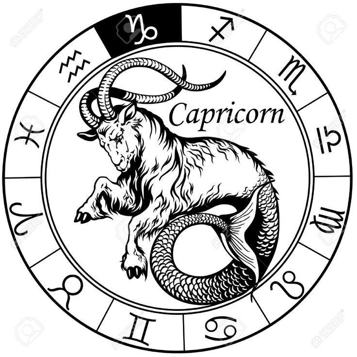 Best Capricorn Tattoos For Women Images On Pinterest Amazing - Best capricorn tattoo designs meanings men women