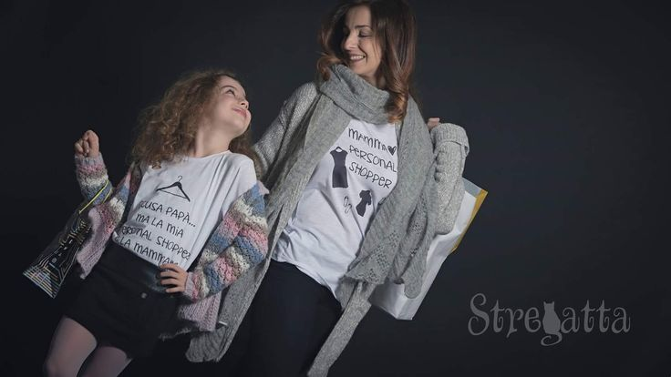 Lovely Ones. #mother #Daughter #Fashion #kids #StregattaFashion