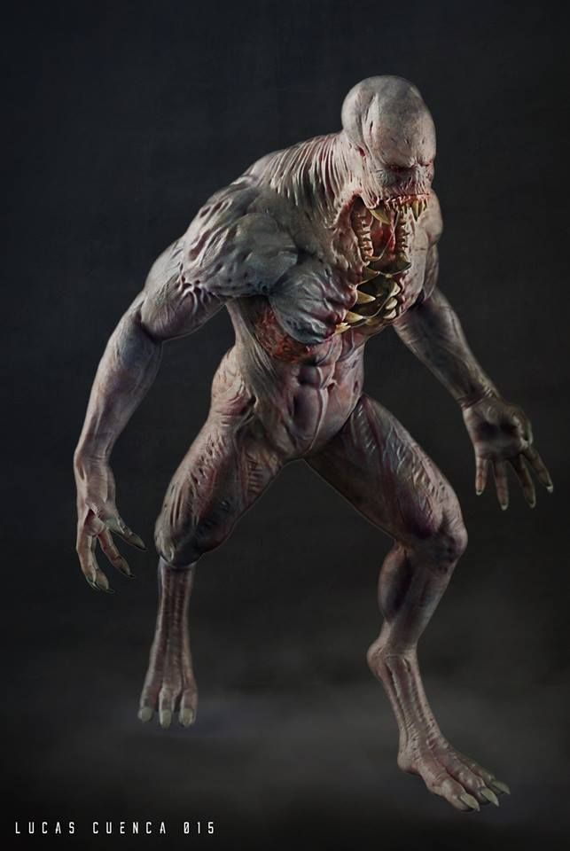 1099 best Creature images on Pinterest | Monsters ...