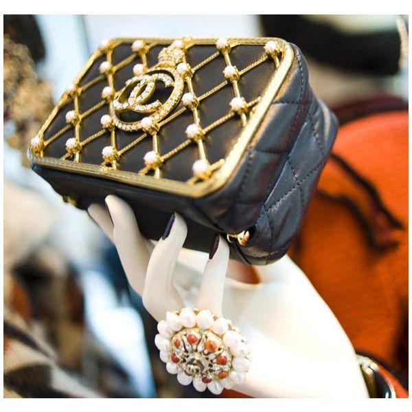 Chanel Paris-Moscow (Chanel, Москва, Карл Лагерфельд, Сологуб, кокошник) – Мода – Мода - Look At Me found on Polyvore