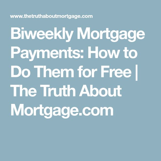 25+ unique Biweekly mortgage ideas on Pinterest Bi weekly loan - mortgage payoff calculators