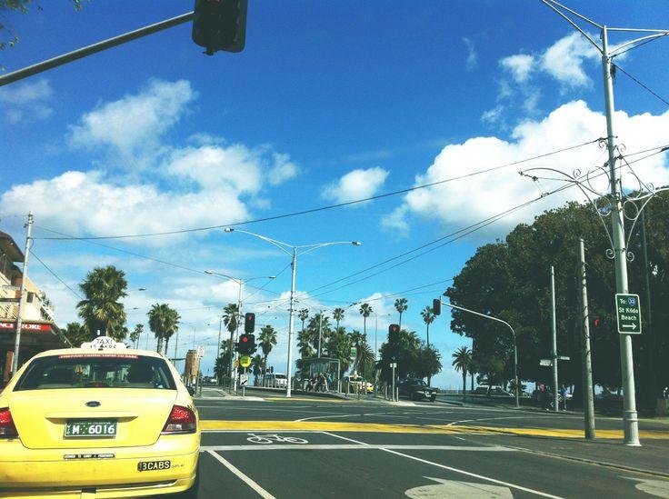 St Kilda road