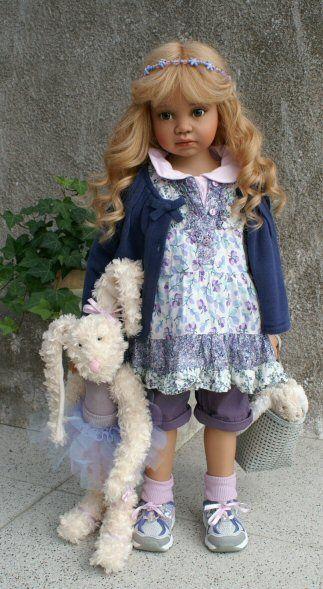 Floriane.....Angela Sutter Dolls: