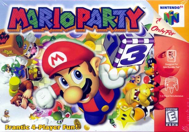 This N64 game might be hard to find, but it's worth it. Especially if you have a lot of friends.