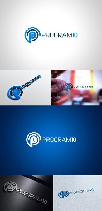 Create a memorable logo and design language for Program10 IT consulting business by Do Ink