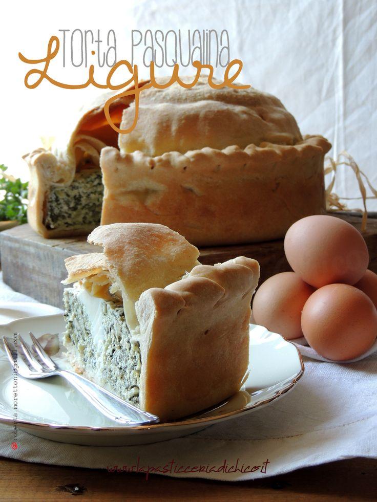 #LaPasticceriadiChico  In vista della Pasqua, sono andato a pescare nella tradizione Ligure, rivisitando leggermente la famosa Torta Pasqualina ! http://www.lapasticceriadichico.it/2015/03/torta-pasqualina-ligure.html