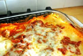Allergy-Free Recipes: Easy Lasagna - Gluten, corn, and egg free