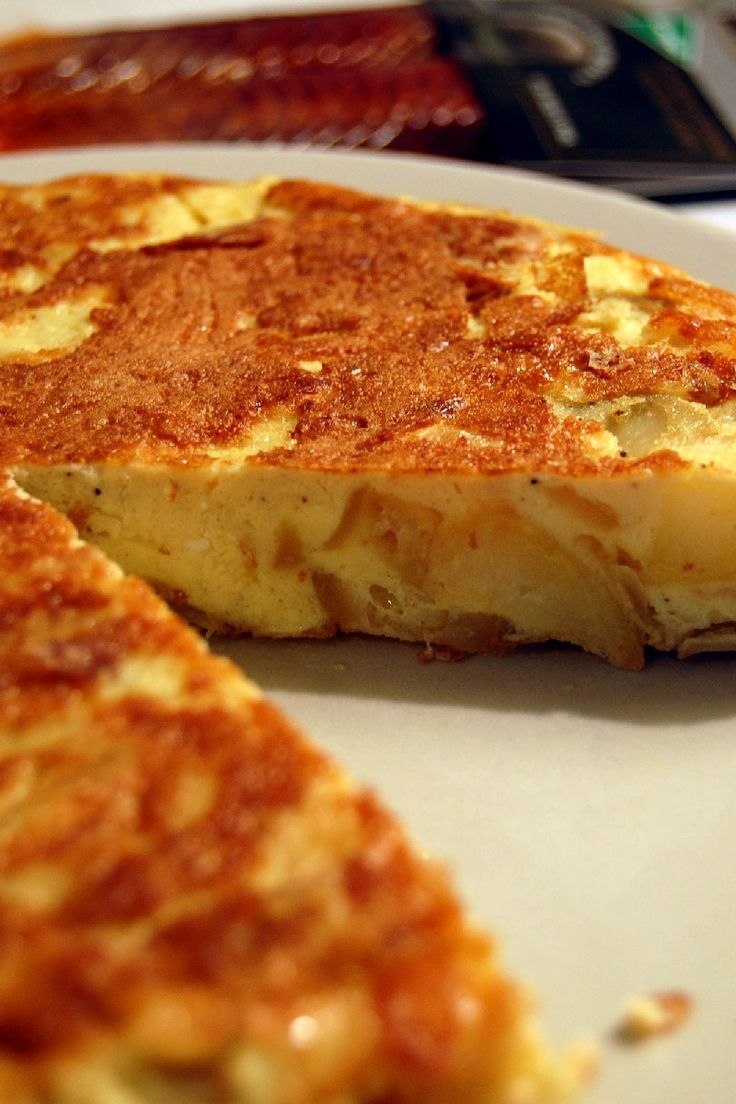 Spanish Food, Spanish Recipes, Breakfast, Tortillas, Spanish Tortilla ...