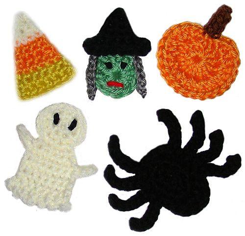 56 best Crochet Appliques images on Pinterest | Crochet animals ...