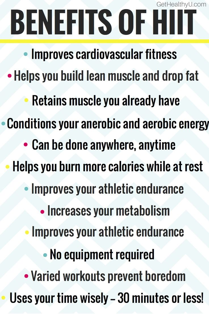 This Beginners Guide to HIIT will help you get started with weight loss by burning more fat in less time! Get started today!