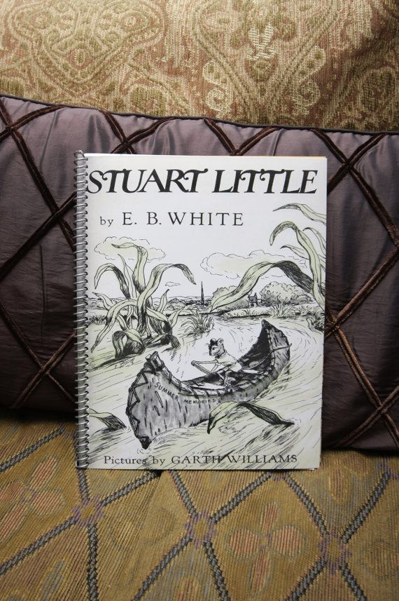 Composition Journal: Stuart Little  100 page by LostRiverPapers