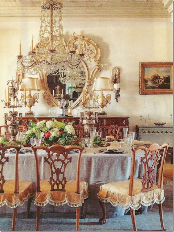 98 best Interiors-dining room images on Pinterest | Dining room ...