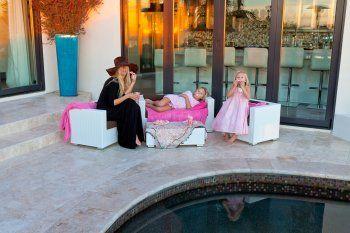 Outdoor Furniture Sets - Outdoor Children's Furniture - Childern's Outdoor Sofa Set