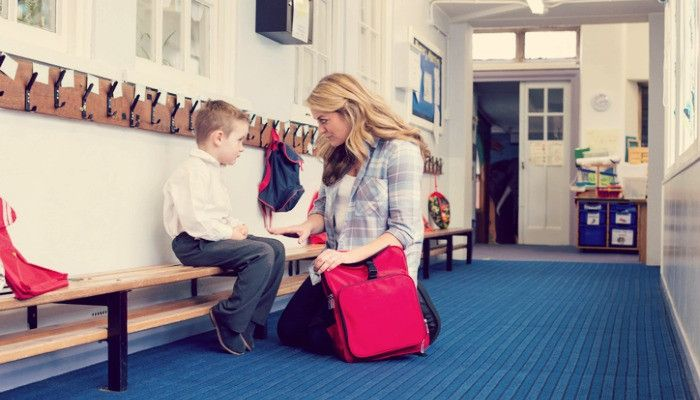 From A Preschool Teacher: The Do's And (Please) Don'ts Of Dropping Off Your Kid
